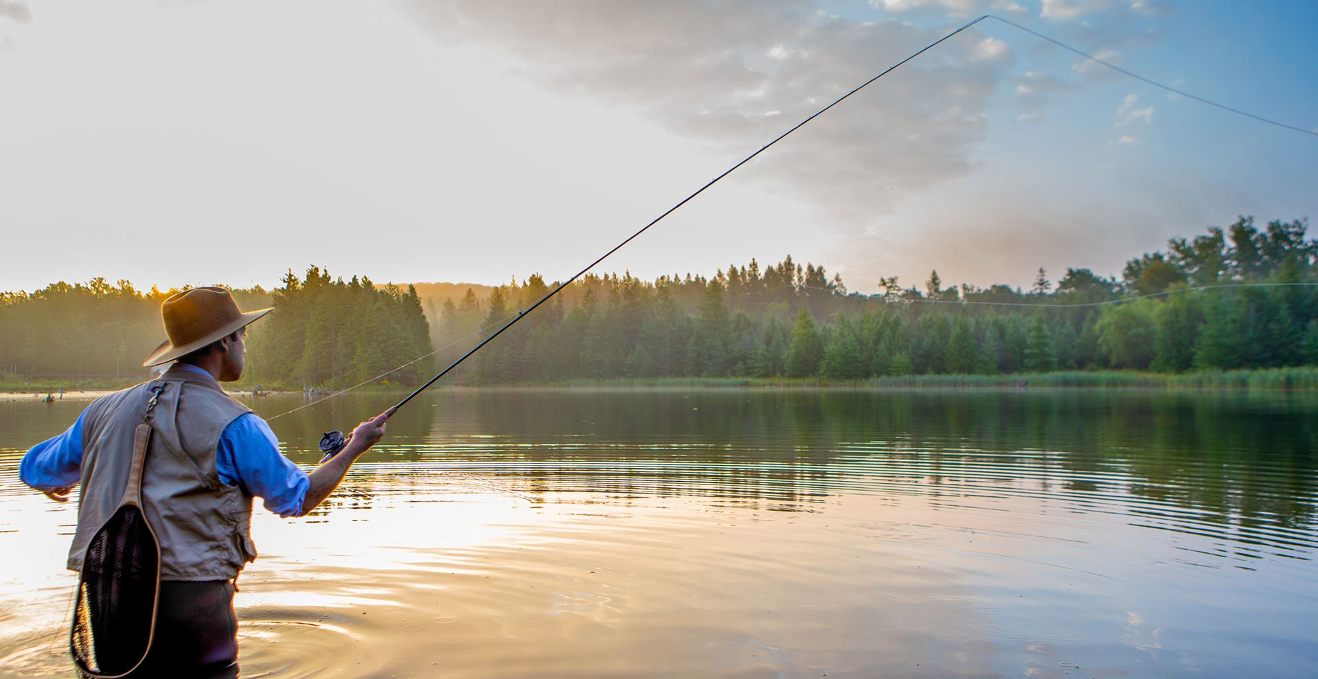 LEARN THE ART OF FLY FISHING